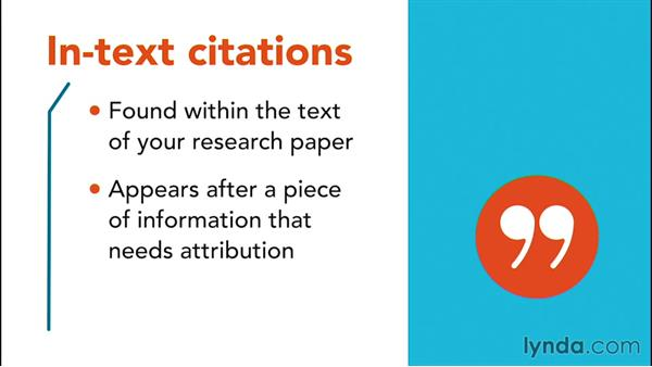 How to cite: Information Literacy