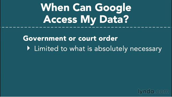 Reviewing Google Apps security: Administering Google Apps