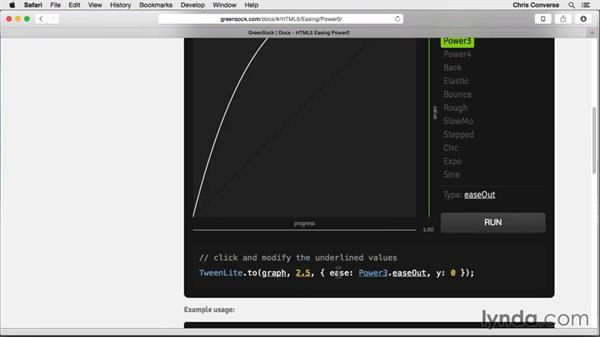 Creating the first animations: Creating an HTML5 Banner Ad with GreenSock (GSAP)