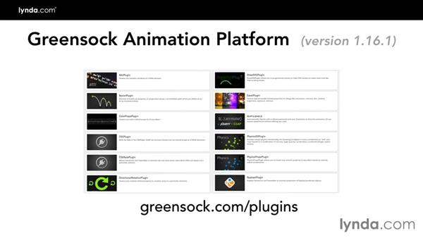 Using individual files of the GSAP platform: Creating an HTML5 Banner Ad with GreenSock (GSAP)