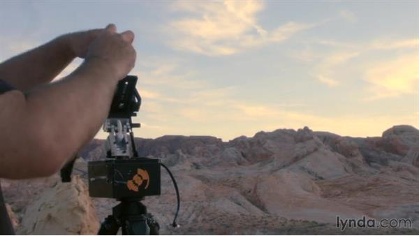 What you should know before watching this course: Shooting a Nighttime Time-Lapse Video