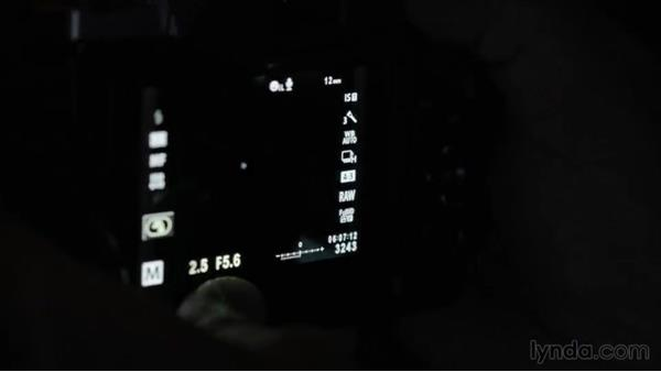 Choosing the right camera: Shooting a Nighttime Time-Lapse Video