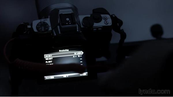 Monitoring the shot in the field: Shooting a Nighttime Time-Lapse Video