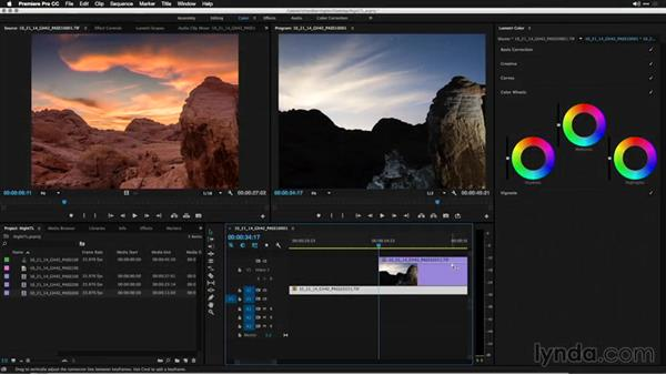 Shooting sunsets: Shooting a Nighttime Time-Lapse Video