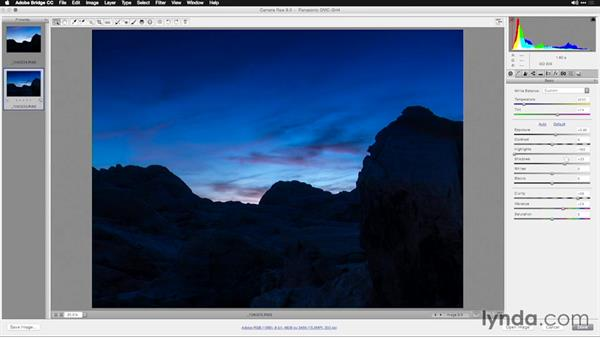 Using multiple shots to create a time-lapse, part 1: Shooting a Nighttime Time-Lapse Video