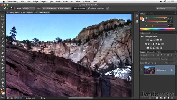 Assembling an HDR time-lapse with Adobe After Effects and Photoshop: Shooting a Nighttime Time-Lapse Video