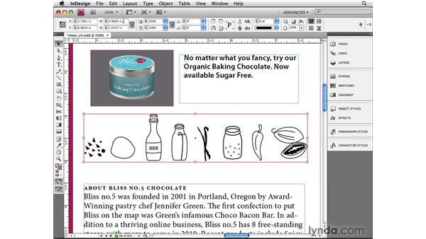 Letting InDesign do the math: InDesign CS4 Beyond the Basics