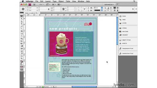 Setting bleeds: InDesign CS4 Beyond the Basics