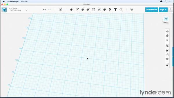 Using the exercise files: Up and Running with Tinkercad