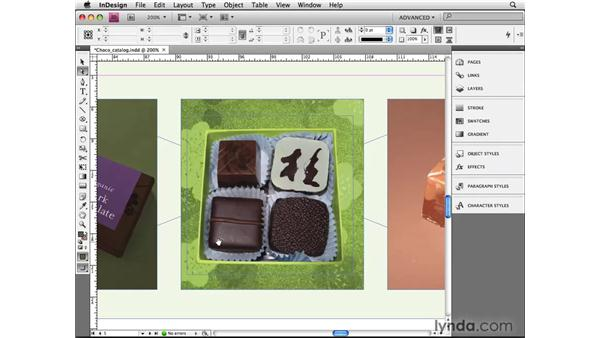 Using advanced clipping paths: InDesign CS4 Beyond the Basics