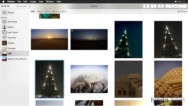 Challenge: Controlling exposure and tonality: Enhancing Images with Photos for OS X