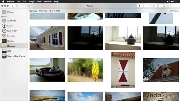 Challenge: Controlling color and color casts: Enhancing Images with Photos for OS X