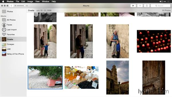 Challenge: Creating dynamic black-and-white images: Enhancing Images with Photos for OS X