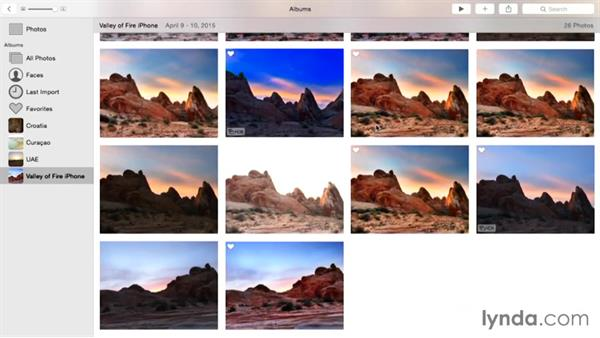 Challenge: Making detailed adjustments: Enhancing Images with Photos for OS X