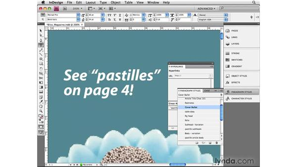 : InDesign CS4 Beyond the Basics