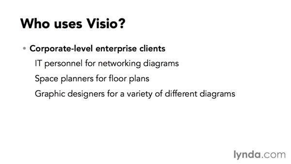What is Visio 2013?: Visio 2013 Essential Training