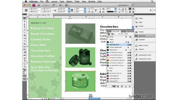 : InDesign CS4 Beyond the Basics
