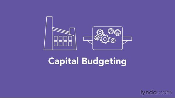 The budgeting process: Budgeting