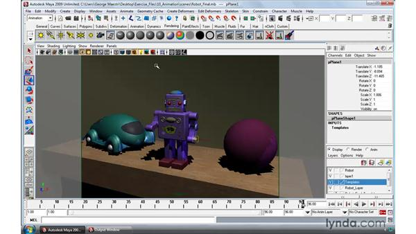 Graphics card recommendation: Maya 2009 Essential Training