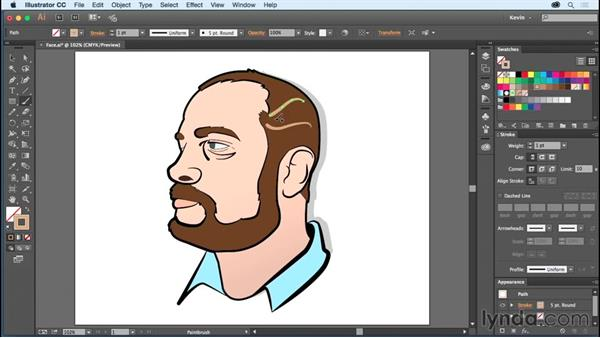 Using the Pencil tool and the Brush tool: Using Wacom Tablets with Illustrator