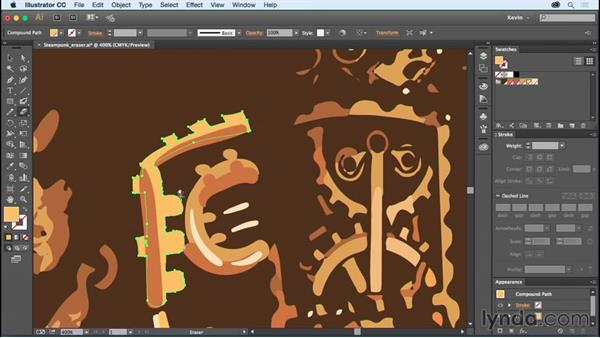 Cleaning up with the Eraser: Using Wacom Tablets with Illustrator
