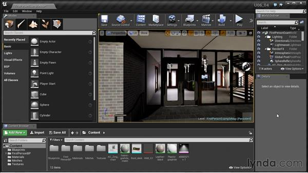 What you should know before watching this course: Unreal Engine: Architectural Visualization