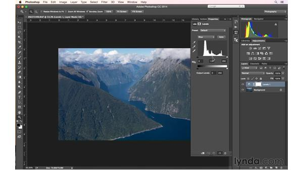 Evaluating the first aerial shots: Aerial Landscape Photography in New Zealand