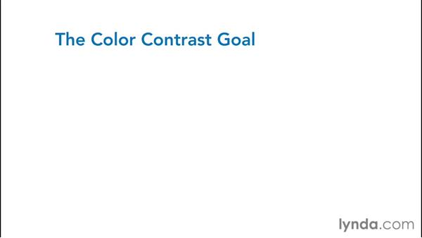 Accessible theme guidelines: Learn about color contrast: Accessibility for WordPress