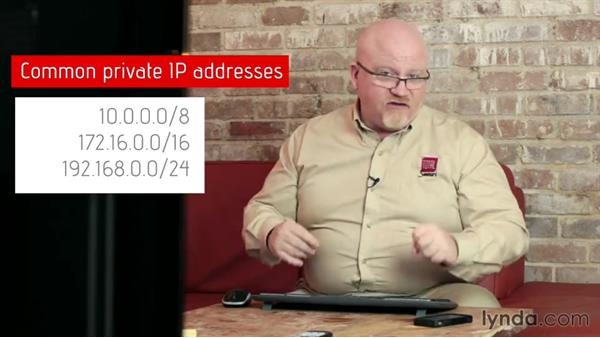 Special IP addresses: CompTIA Network+ Exam Prep (N10-006) Part 3: The World of TCP/IP