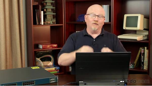 Port mirroring: CompTIA Network+ Exam Prep (N10-006) Part 5: Advanced IP Networking
