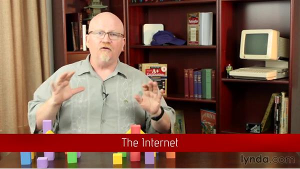 Network types: CompTIA Network+ Exam Prep (N10-006) Part 6: Beyond the Typical Network