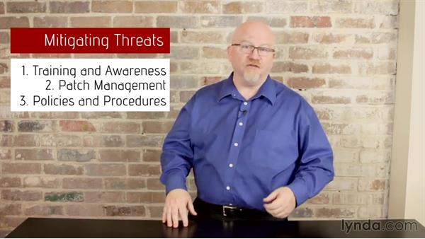 Mitigating network threats: CompTIA Network+ Exam Prep (N10-006) Part 7: Managing the Network