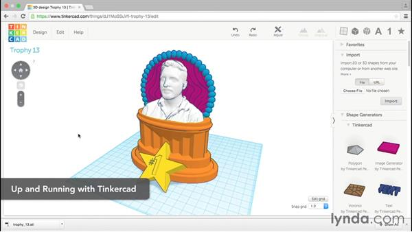 What you should know before watching this course: Tinkercad: Modeling Custom Designs for 3D Printing
