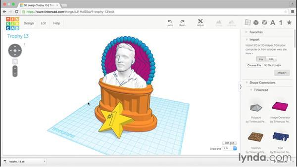 Next steps: Tinkercad: Modeling Custom Designs for 3D Printing