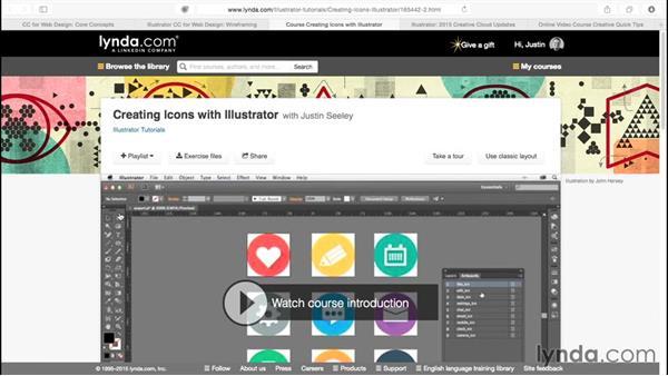 Taking the next step: Illustrator CC for Web Design: Aesthetics