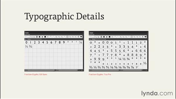Considering typographic details: InDesign CC EPUB Typography