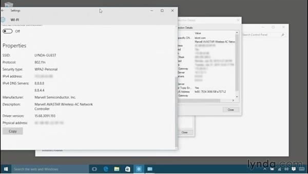 Unified Settings and Control Panels: Windows 10 New Features