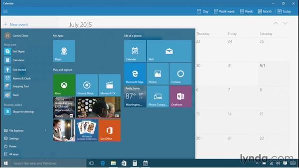 Continuum: Windows 10 New Features
