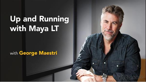 Next steps: Up and Running with Maya LT