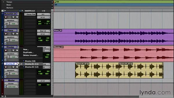Welcome: Pro Tools 12 Essential Training (2016)