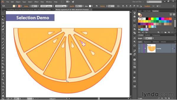 Special ways to drag: Adobe Pen Tool: Fundamentals