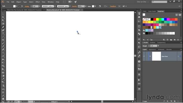 Communicating with the Pen tool: Adobe Pen Tool: Fundamentals