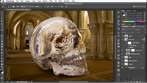 Welcome: Building Transparency in Photoshop