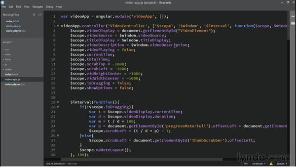 Playlist data formation: Building Custom HTML5 Video Playback with AngularJS 1