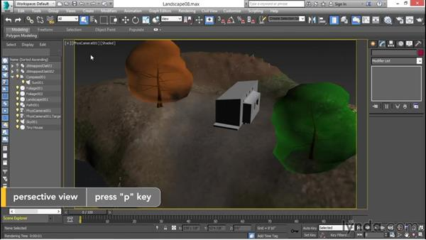 Making time-lapse shadow studies: 3ds Max for Design Visualization