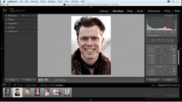 Putting your ExpressKeys to work: Using Wacom Tablets with Lightroom
