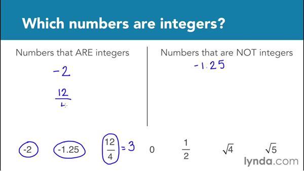 Welcome: Foundations of Algebra: Pre-Algebra