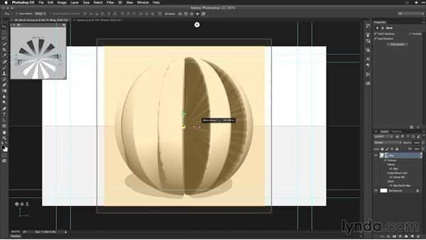 Creating 3D primitives: Motion Graphics for Video Editors: Working with 3D Objects