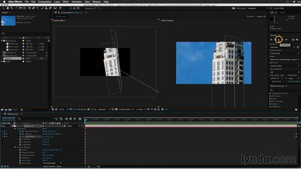 Animation techniques with Vanishing Point Exchange: Motion Graphics for Video Editors: Working with 3D Objects