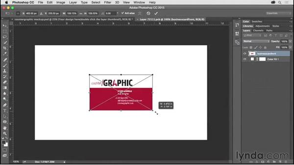 Welcome: Designing a Letterhead System